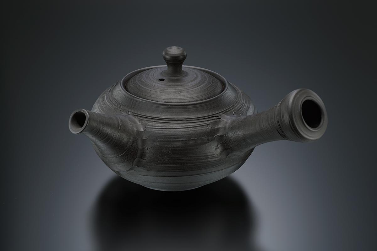 "Japanese Teapot ""Sujibiki"""
