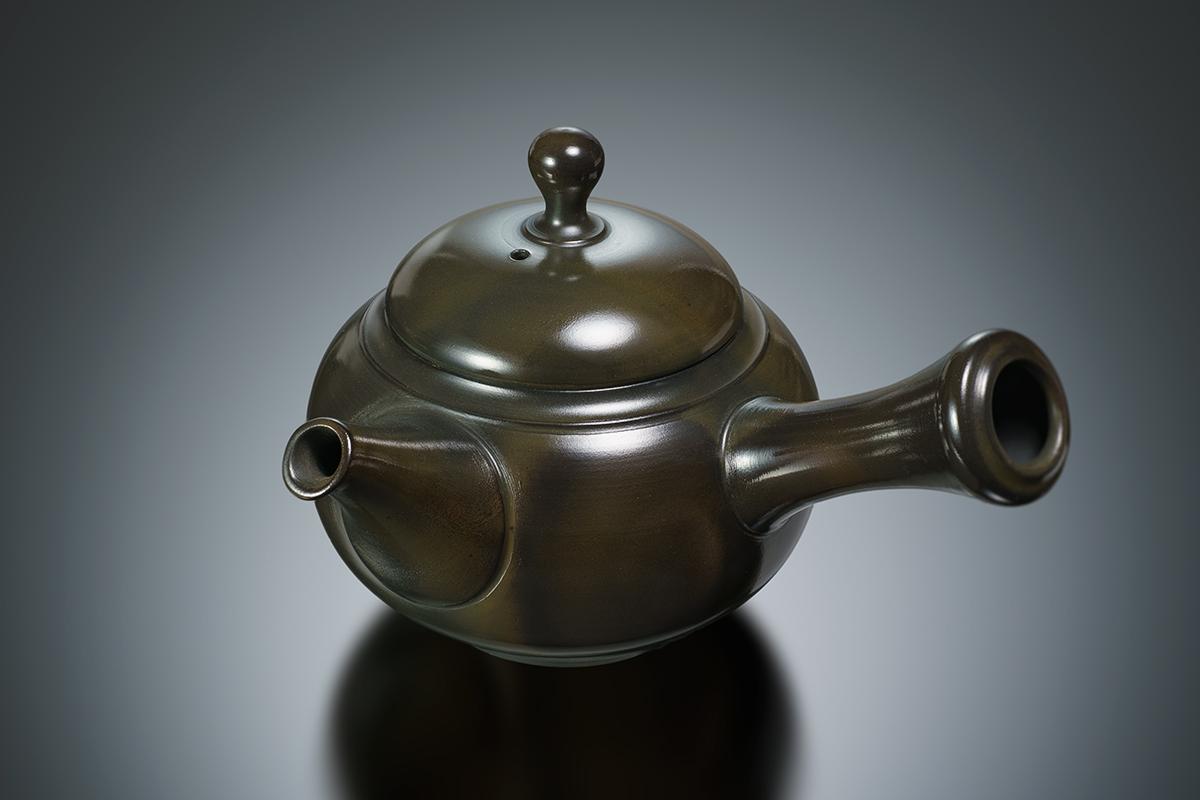"""Japanese Teapot """"Yo-hen, shine"""""""